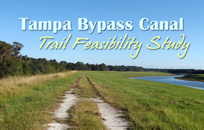 Tampa Bypass Canal Trail Feasibility Study